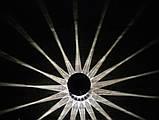 5 шт. Садовые фонарики на солнечной батарее 43 см. (нерж. сталь), фото 8