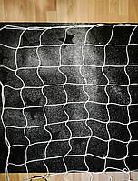 Сетка для футбольных ворот NETZ (D-2.5 мм, ячейка 150х150, 2.55х7.5х1.1)