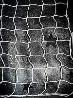 Сетка для футбольных ворот NETZ (D-3.5 мм, ячейка 150х150, 2.55х7.5х1.5)