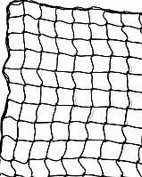 Сетка для мини-футбола, футзала, гандбола NETZ (D-5.5 мм, ячейка 100х100, 2.х3х0.6)