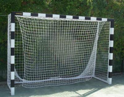 Сетка - гаситель для мини-футбола, футзала, гандбола NETZ (D-4.5 мм, ячейка 120х120)