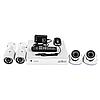 Комплект видеоконтроля (4 камеры) GREEN VISION GV-K-S17/04 1080P