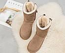 Женские зимние угги ботинки (с мехом), фото 2