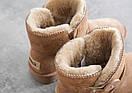 Женские зимние ботинки угги (с мехом), фото 2
