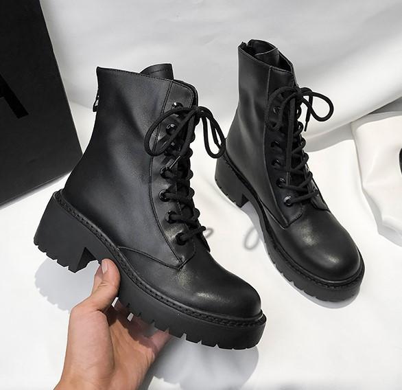 Женские зимние ботинки (с флисом)