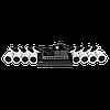 Комплект видеоконтроля (8 видеокамер) GREEN VISION GV-IP-K-L23/08 1080P