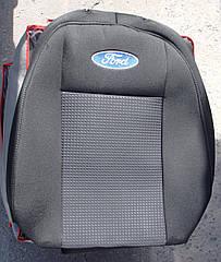 Автомобильные чехлы Vip на сиденья Ford Fusion USA 2013+ sd Форд Фьюжн