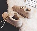 Женские зимние ботинки (с мехом), фото 2