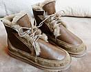 Женские зимние ботинки (с мехом), фото 7