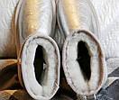Женские зимние ботинки угги (с мехом), фото 3