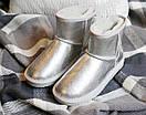 Женские зимние ботинки угги (с мехом), фото 5