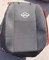 Авточехлы VIP NISSAN Sunny 1991-1995 (седан) автомобильные модельные чехлы на для сиденья сидений салона NISSAN Sunny Ниссан Санни