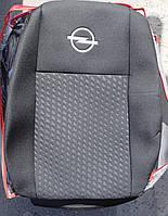 Авточехлы VIP OPEL Corsa D 2006+ (хэтчбек) автомобильные модельные чехлы на для сиденья сидений салона OPEL Corsa D Опель Корса Д