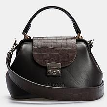 Женская кожаная сумочка Galvani VOYAGE SMALL