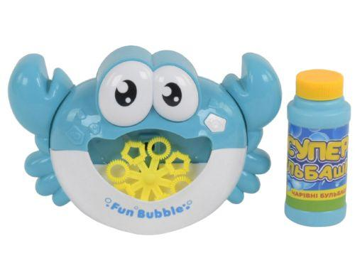 """Игрушка для ванной """"Краб"""" (голубой)    scn"""