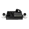 Комплект видеоконтроля (2 видеокамеры) GREEN VISION GV-IP-K-L24/02 1080P