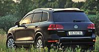 Дефлекторы окон, ветровики \  VW Touareg 2003-2007 \ Фольксваген Туарег \ RACING