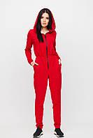 Комбинезон женский модный красный весенний, фото 1