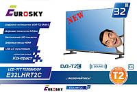 Eurosky E32LHRT2C (2RC, AC3, CI+ 1366x768)