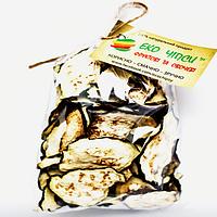 Овощные чипсы из баклажан, 40 грамм: заменяют 600-650 г свежих баклажан