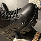 Prada Black Milano Sneakers Block, фото 4