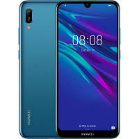 Мобильный телефон Huawei Y6 2019 Sapphire Blue (51093PMM/51093KGY)