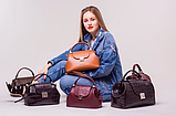 Женская кожаная сумочка Galvani VOYAGE SMALL, фото 4