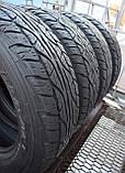 Шины б/у 225/65 R17 Dunlop GrandTrek AT3, 6 мм, 2016 г., комплект, фото 2