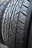 Шины б/у 225/65 R17 Dunlop GrandTrek AT3, 6 мм, 2016 г., комплект, фото 4