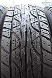 Шины б/у 225/65 R17 Dunlop GrandTrek AT3, 6 мм, 2016 г., комплект, фото 7