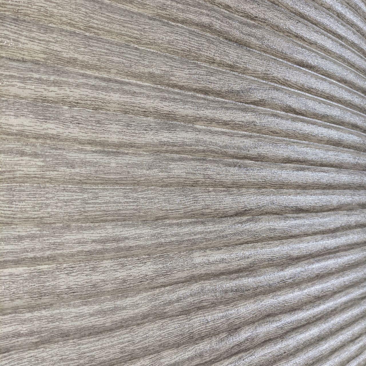 3д панель декоративная Белый Бамбук (самоклеющиеся пластиковые 3d панели под дерево для стен) 700x700x8 мм