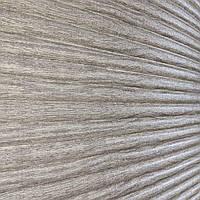 3д панель декоративна Білий Бамбук (пластикові самоклеючі 3d панелі під дерево для стін) 700x700x8 мм