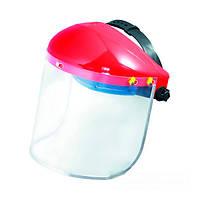 Защитная маска для покоса травы (пластик)