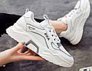 Женские кроссовки белые, фото 5