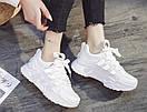 Женские кроссовки белые, фото 3