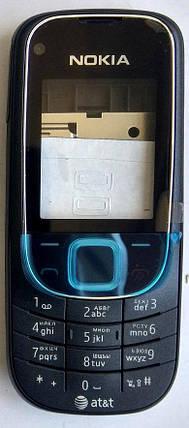 Корпус для Nokia 2323 Black, фото 2
