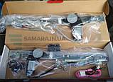 Стеклоподъемник двери передний ВАЗ 2109 2114 21099 2115  (ФОРВАРД г. Ижевск) комплект реечный, фото 4
