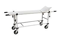 Каталка медицинская (тележка медицинская) для перевозки больных со съемными носилками ТБС-150 Завет