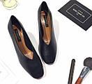 Женские туфли черные, фото 7