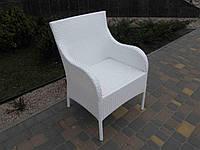 Кресло из искусственного ротанга для кафе, фото 1