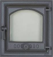 ДВЕРЦА КАМИННАЯ ПРАВАЯ SVT 410 (400x370)