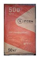 Цемент ПЦ I-500 H, (Ивано-Франковск) 50кг
