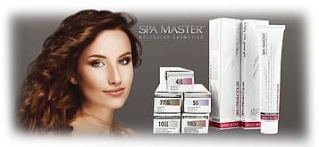 SPA MASTER Краска для волос 100мл.