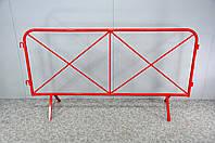 Ограждение переносное тротуарное 2000, фото 1