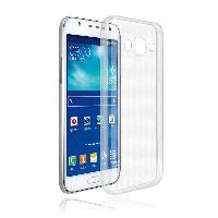 Чехол силиконовый прозрачный для Samsung J1 Ace (J110), 0.5mm