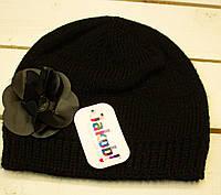 Польская весенняя  шапочка  для девочки р  50-52-54, фото 1