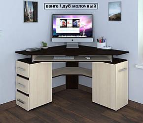 Компьютерный стол Пиксель Кут Летро