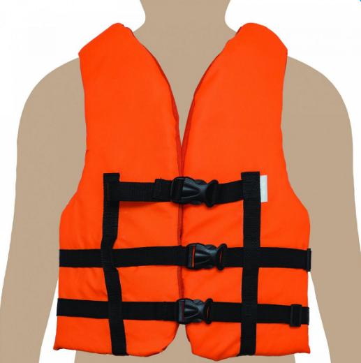 Страховочный желет  Aqua-Storm (NEW) 40-50 кг