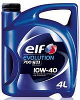 Моторне масло Elf Evolution 700 STI 10W-40 4 л