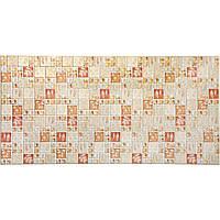 Пластиковые панели ПВХ Грейс Мозаика осенний лист 955*480мм
